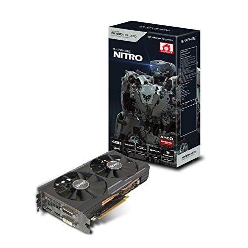 SAPPHIRE Nitro R9 380 4GB GDDR5 256bit PCI-E DL-DV