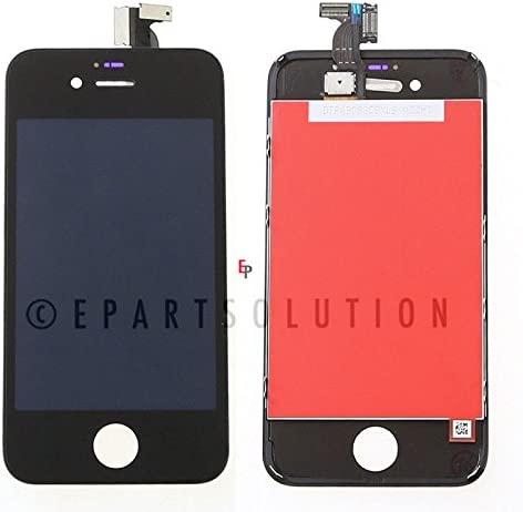 ePartSolution LCD Display Touch Screen Digitizer Assembly for iPhone 4 iPhone 4 CDMA iPhone product image