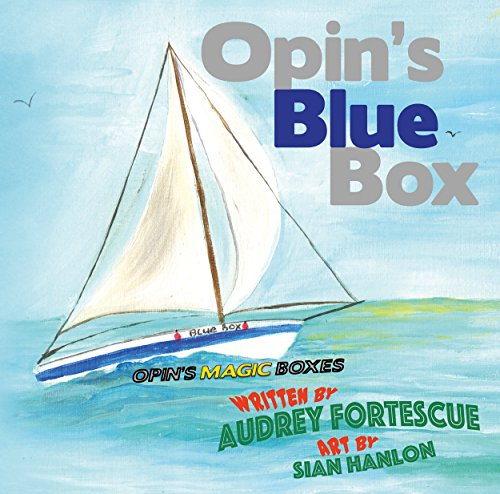 Opin's Blue Box (Opin's Magic Boxes) (English Edition)