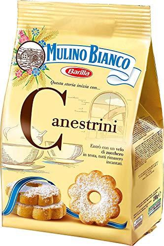 Mulino Bianco Bisquitkekse Canestrini Gebäck, 200 g