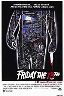 Friday the 13th POSTER Movie (11 x 17 Inches - 28cm x 44cm) (1980)
