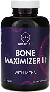 MRM Nutrition Bone Maximizer III with MCHA - 150 Capsules