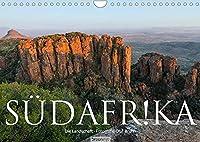 Suedafrika - Die Landschaft (Wandkalender 2022 DIN A4 quer): 13 phantastische Fotografien von spketakulaeren Landschaften Suedafrikas (Monatskalender, 14 Seiten )