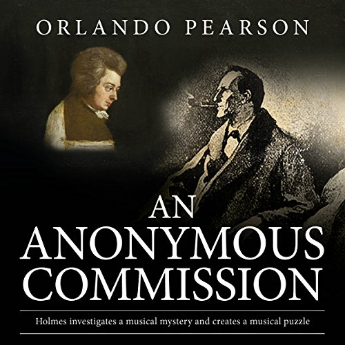 An Anonymous Commission audiobook cover art