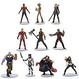 Marvels Avengers: Infinity War Deluxe Figurenset