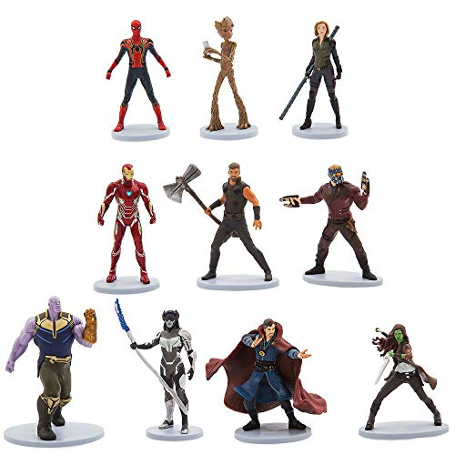 Marvel's Avengers: Infinity War Deluxe Figure Set