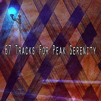 67 Tracks for Peak Serenity