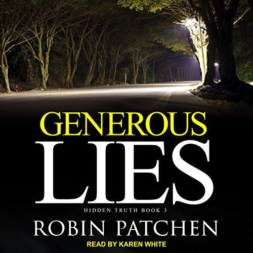 Generous Lies audiobook cover art