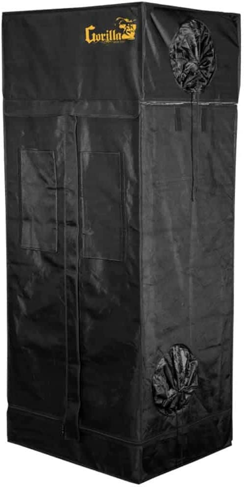 price Quality inspection Gorilla Grow Tent -GGT22 2'x2.5'