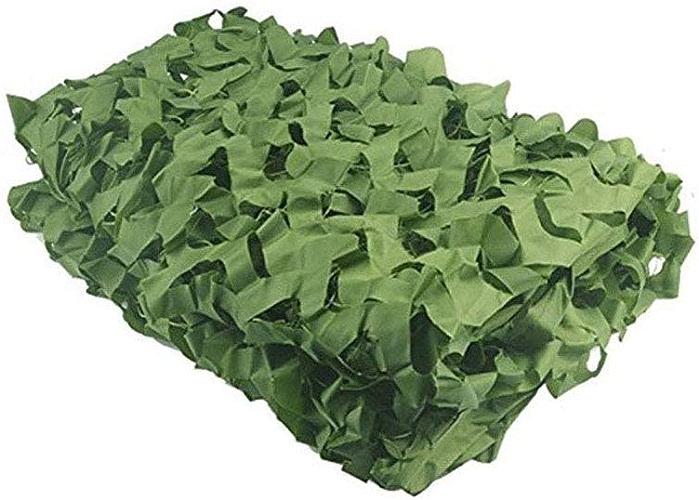 Bache,Filet de camouflage Camping Camo Net N Filet de camouflage vert , AugHommestez le filet de renforceHommest , Convient pour la chasse militaire à l'ombre de l'armée Champ de tir extérieur Cacher La voi