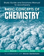 Study Guide and Solutions Manual to accompany Basic Concepts of Chemistry, 9th Edition