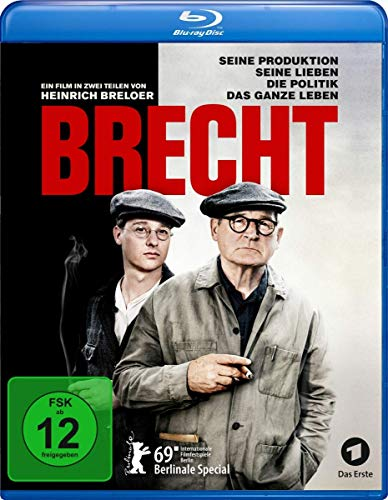 Brecht [Blu-ray] [Italia]