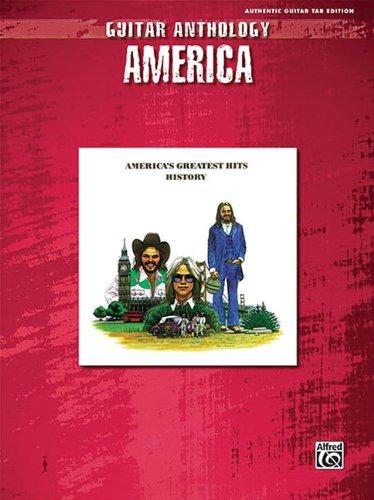America - Guitar Anthology (Guitar Anthology Series)