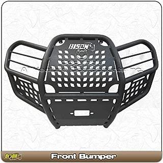 Bison Bumpers Kawasaki Brute Force 750i (2012-2020) ATV Front Brush Guard Hunter Series