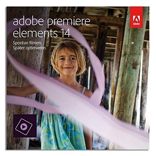 Preisvergleich Produktbild Adobe Premiere Elements 14 (Frustfreie Verpackung)