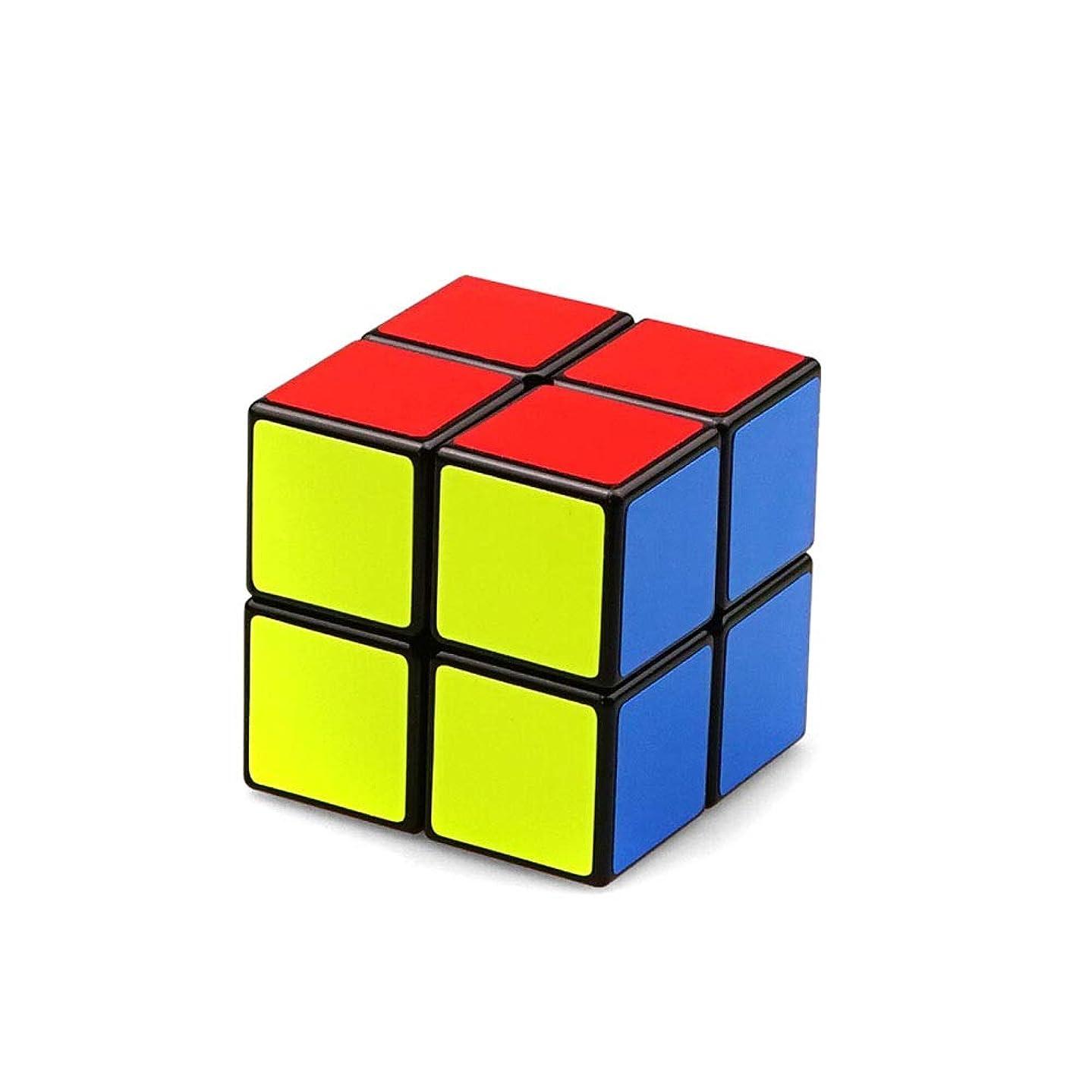 米ドル頻繁に保存ルービックキューブ、ゲームのプロフェッショナルルービックキューブを楽しませるために使用されるスムーズで快適なルービックキューブ(2次/ 3次/ 4次/ 5次) (Edition : Two-order)