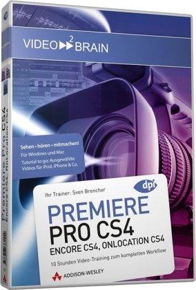Premiere Pro CS4 Grundlagen Video-Training