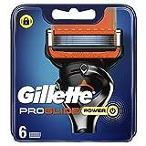 Gillette Fusion 5 ProGlide Power - 6 hojas de repuesto