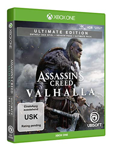 Assassin's Creed Valhalla Ultimate Edition - [Xbox One]