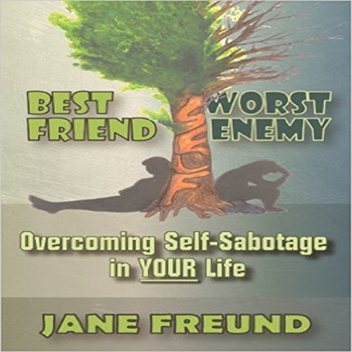 Best Friend, Worst Enemy audiobook cover art