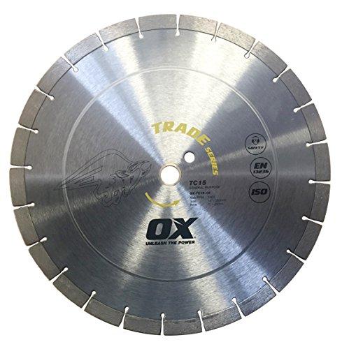OX Tools OX-TC15-14 Trade General Purpose 15 mm Segment 14