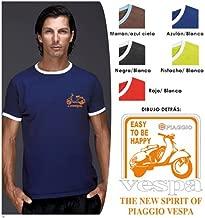 Camisetas La Colmena 5502-My The Vespa Be with You