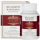 Ruemarth Rasayana 30 Cápsulas de 500 Mg, AYURVEDA SVAYAM, Cápsulas Vegetales totalmente Orgánicas, Cápsulas Naturales Máxima Eficacia, Ayurveda para tratar Artrosis y Artritis