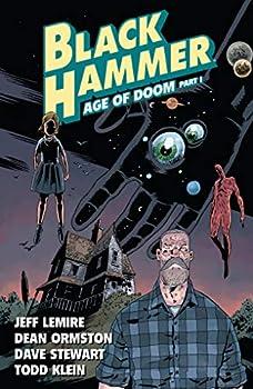 Black Hammer Volume 3  Age of Doom Part One