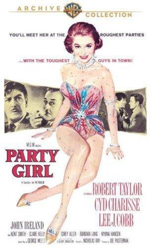 Party Girl / (Ws Mono) [DVD] [Region 1] [NTSC] [US Import]