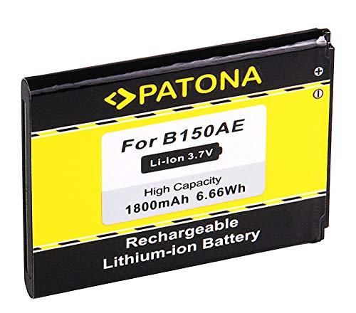 PATONA Akku B150AE kompatibel mit Samsung Galaxy Core Duos GT-I8260 GT-I8262
