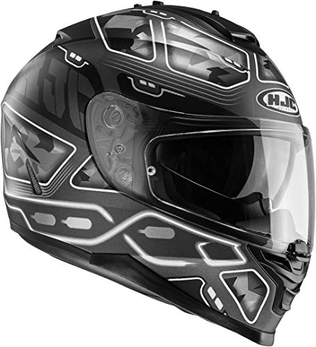HJC Casco Moto IS17 URUK MC5SF XXS