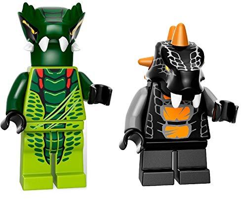 LEGO Ninjago: Lizaru y Bytar - Ejército Serpentino