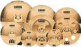 Meinl Cymbals CC4680-TRB Classics Custom Pack Triple Bonus Cymbal Box Set with FREE 8' Bell, FREE 10' Splash and FREE 12' Trash Splash...