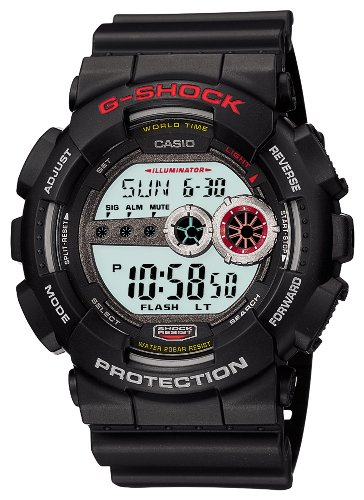 CASIO G-Shock Watch GD-100-1AJF Japan Import