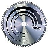 Bosch Professional Kreissägeblatt Optiline Wood (für Holz, 315 x 30 x 3,2 mm, 60 Zähne, Zubehör Kreissäge)
