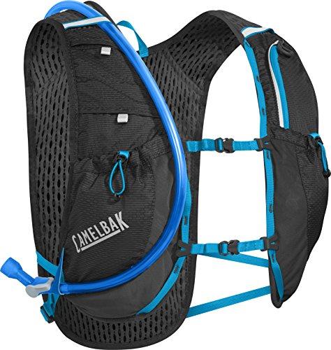 CamelBak Circuit Crux Reservoir Hydration Vest, Lime Punch/Silver, 1.5 L/50 oz
