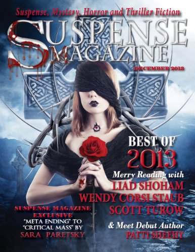 Suspense Magazine December 2013 (English Edition)