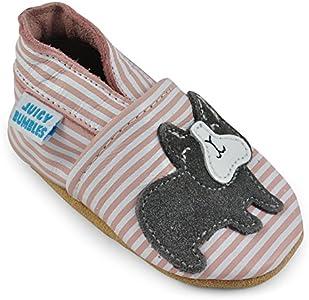 Zapatos Bebe Niña - Zapatillas Niña - Patucos Primeros Pasos - Buldog 0-6 Meses