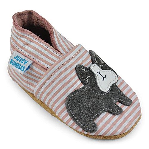 Zapatos Bebe Niña - Zapatillas Niña - Patucos Primeros Pasos - Buldog 6-12 Meses