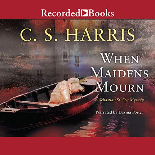 When Maidens Mourn  By  cover art