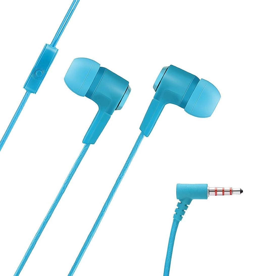 重大飲料振幅インイヤーステレオハイファイイヤホンベースイヤホンスポーツヘッドセット音楽ヘッドホン内蔵マイク重低音 軽量 ゲーミングイヤホン通話 騒音抑制
