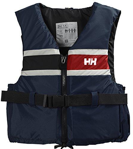 Helly Hansen SPORT COMFORT, Festtoffweste ideal für den Wassersport, Auftriebshilfe