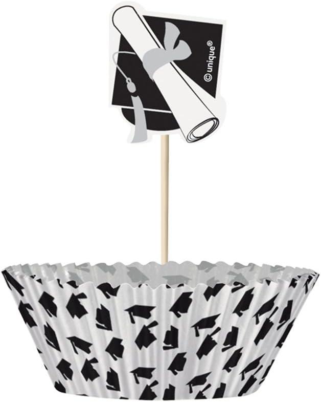 Graduation Cupcake Kit for 24