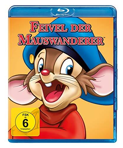 Feivel der Mauswanderer [Blu-ray]