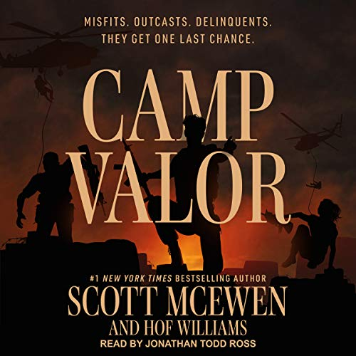Camp Valor cover art