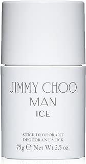 Jimmy Choo Man Ice Deodorant Stick for Men, 2.5 Ounce