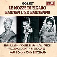 Mozart: Le Nozze Die Figaro (1956) Bastien Und Bas