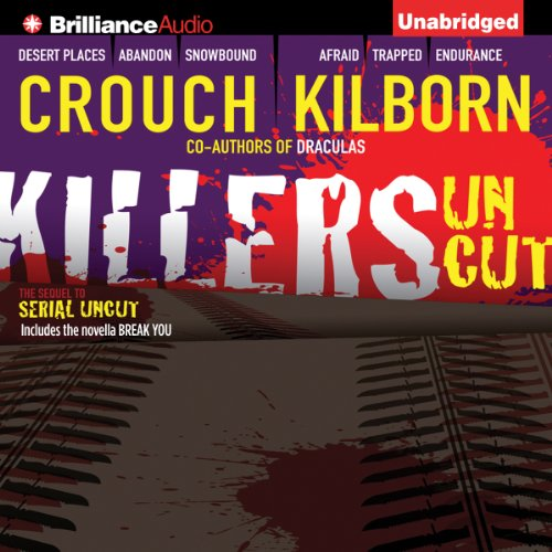 Killers Uncut audiobook cover art