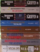 Brotherhood of War (8 titles) The Berets ~The New Breed ~ The Aviators ~ Special Ops ~ The Captains ~ The Lieutenants ~ Th...