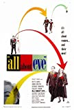 All About Eve Movie Poster (68,58 x 101,60 cm)